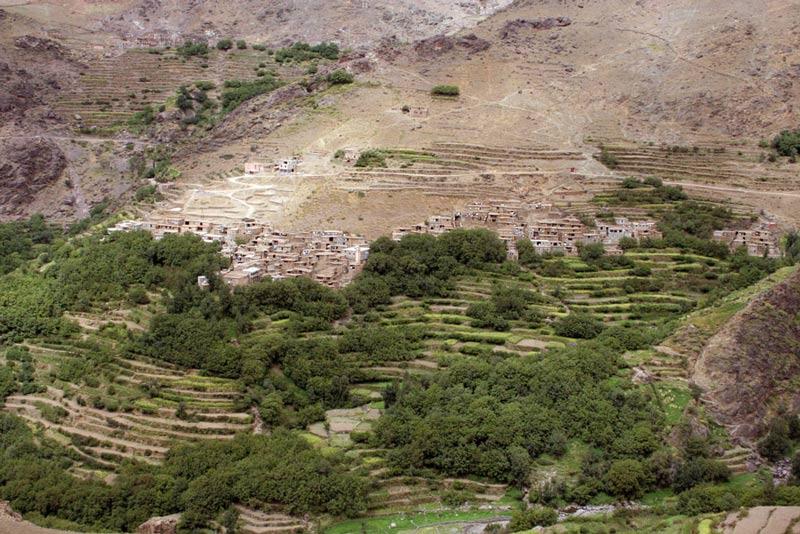 Das Ouaneskra-Tal