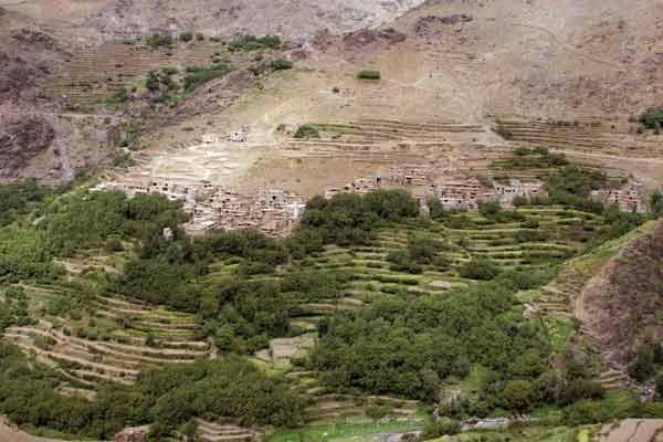 ouaneskra valley