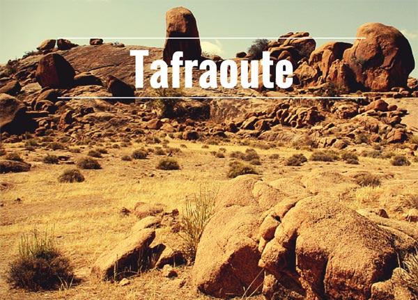 Schönste Orte Marokkos: Tafraoute