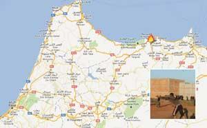 revolution morocco