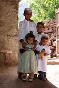 marokkanische kinder
