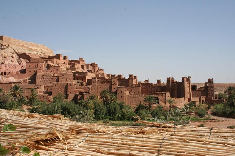 marokko ait benhaddou UNESCO
