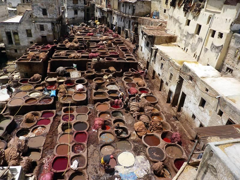 marokko unesco fes