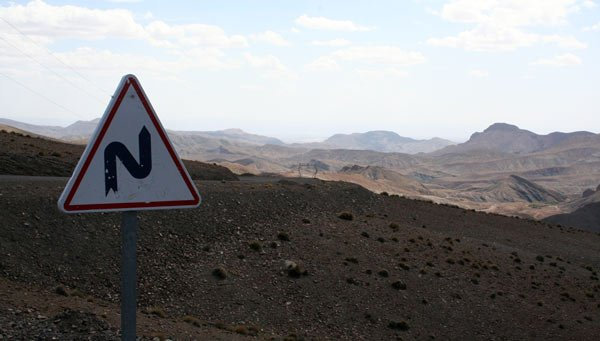 around quarzazate morocco