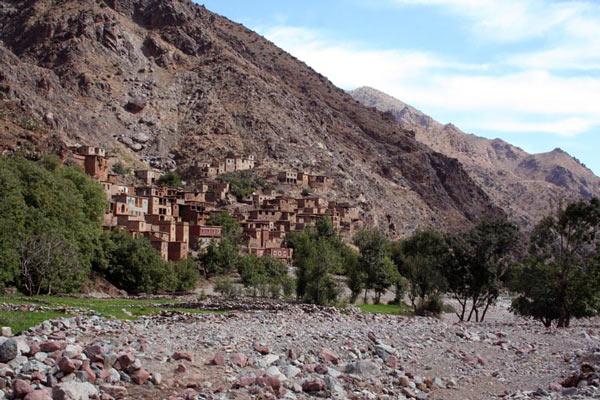 tiourdiou hoher atlas marokko