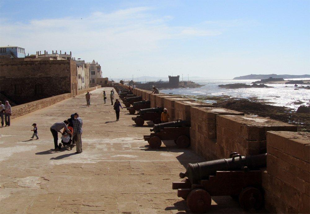 Nach der Rundreise durch Südmarokko kann man auch in Essaouira bleiben