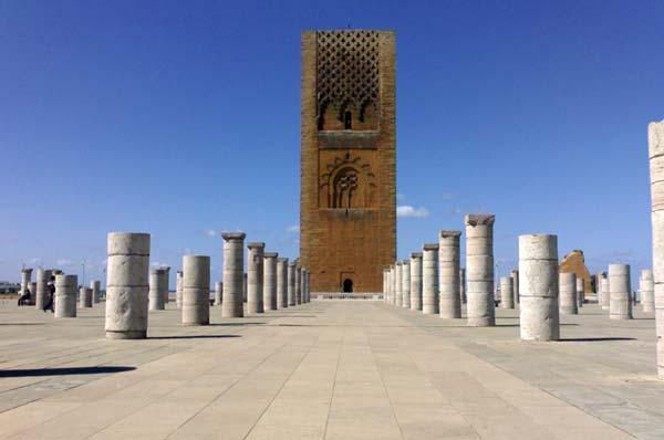 Rabat, Hauptstadt von Marokko