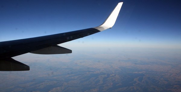 morocco airplane