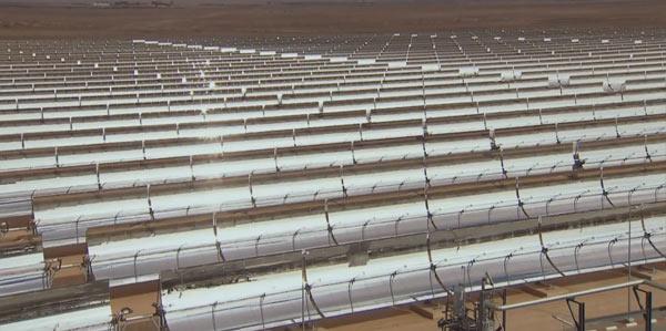 desertec solar marokko
