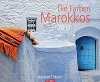 die farben marokkos 2013