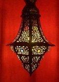 lampe aus marokko