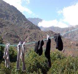 trekking-marokko-socken