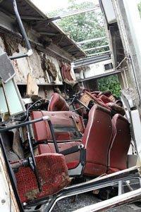 bus unglück