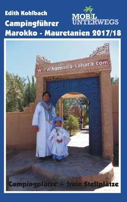 Campingführer Marokko