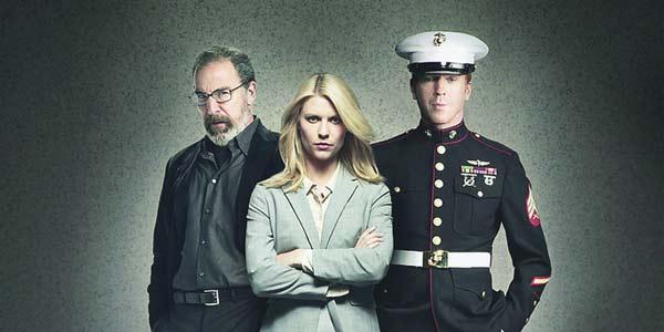 Promofoto der Serie Homeland.