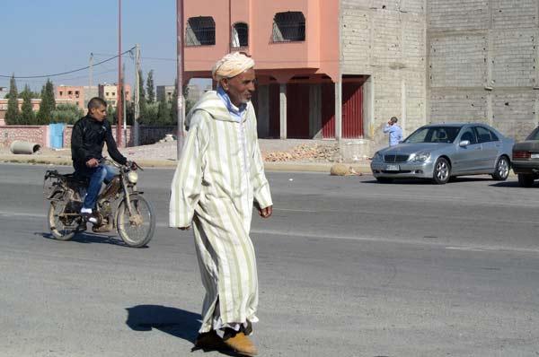Mehrere Generationen in Marokko -- kulturschock
