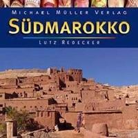 """Cover des Reiseführers """"Südmarokko"""" von Lutz Redecker"""