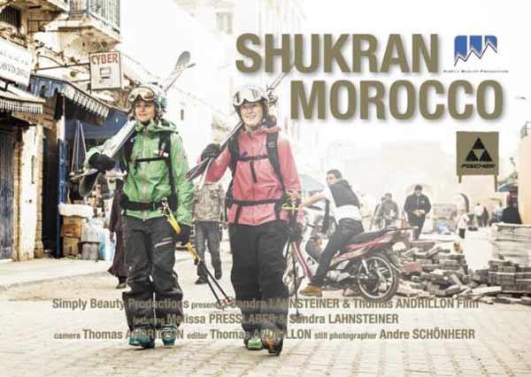 Shukran Marokko
