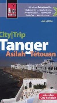 Cover Marokko Reiseführer: Citytrip Tanger, Asilah, tetouan