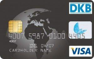 DKB-VISA-Karte