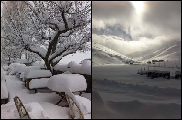 oukaimeden winter 2014