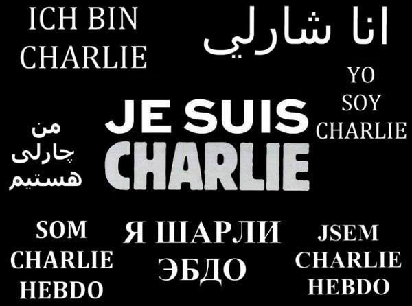 Je suis Charlie Hebdo