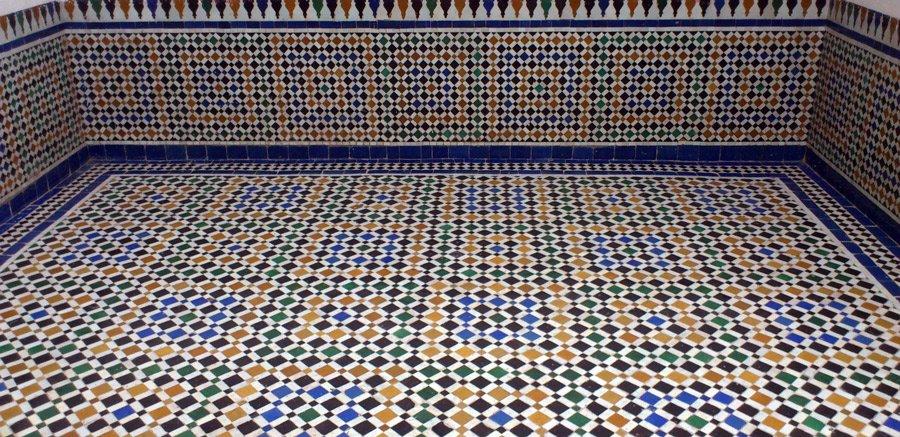 Die Schönsten Städte Marokkos Marrakesch - Mosaik fliesen marokko
