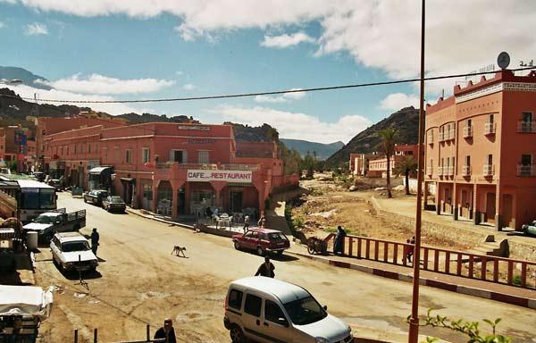 Tafraoute Antiatlas Marokko 2600