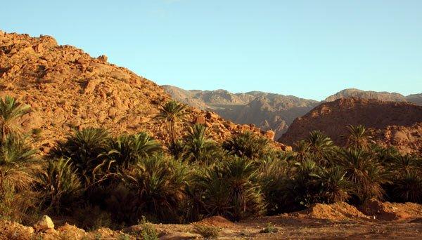 Tafraoute Antiatlas Marokko 3600