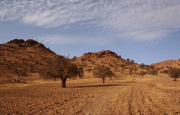 Tafraoute Antiatlas Marokko 4600