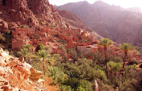 Tafraoute Antiatlas Marokko 5600