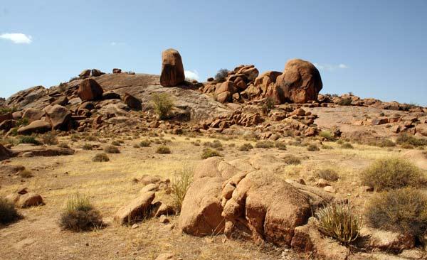 Tafraoute Antiatlas Marokko 6600