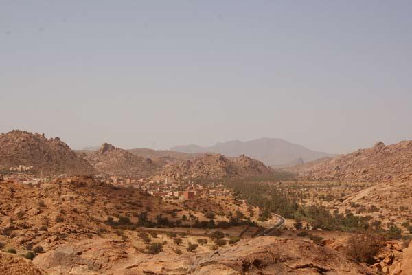 Tafraoute Antiatlas Marokko 7600