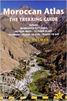 Trekking Guide Marokko Atlas
