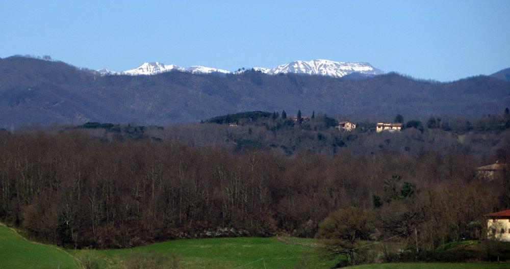 Via Degli Dei Italien
