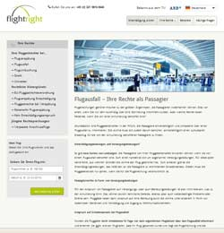 entschädigung flugausfall flightright
