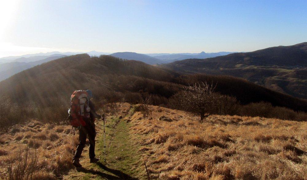 Beschreibung Via Degli Dei Wandern in Italien