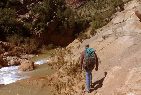 Wanderung Ouzoud