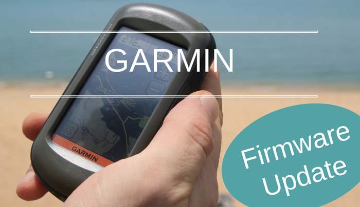 garmin firmware update