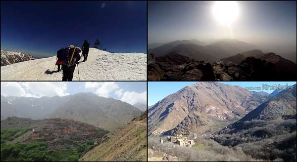 djebel toubkal marokko videos