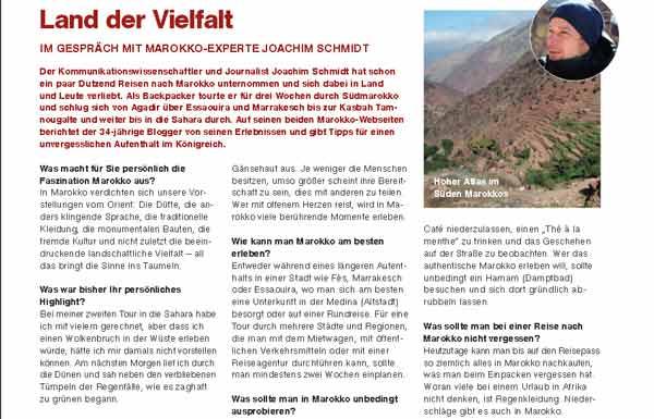 reisenews marokko