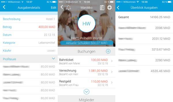 travelmate app