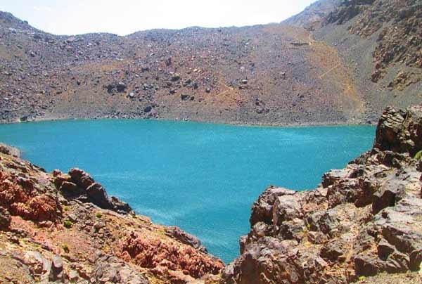 lac ifni toubkal marokko