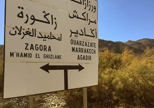 Marrakesch Merzouga Mietwagen