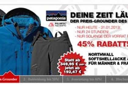c4cfd9719491ab Angebote der Woche  Rausverkauf bei Bergfreunde