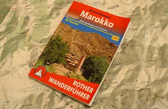 Rother Wanderführer Marokko