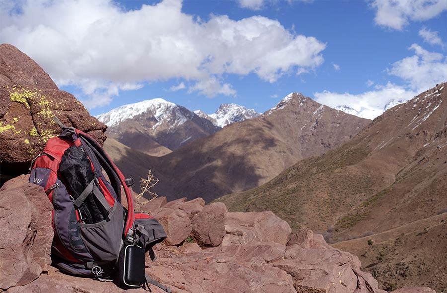 geführte Wanderung im Atlasgebirge
