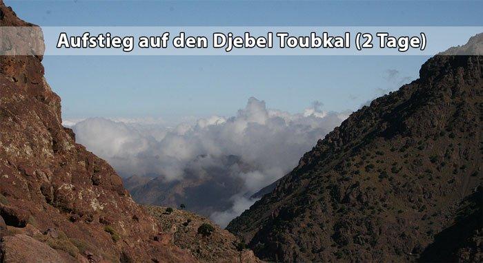 Trekking Djebel Toubkal