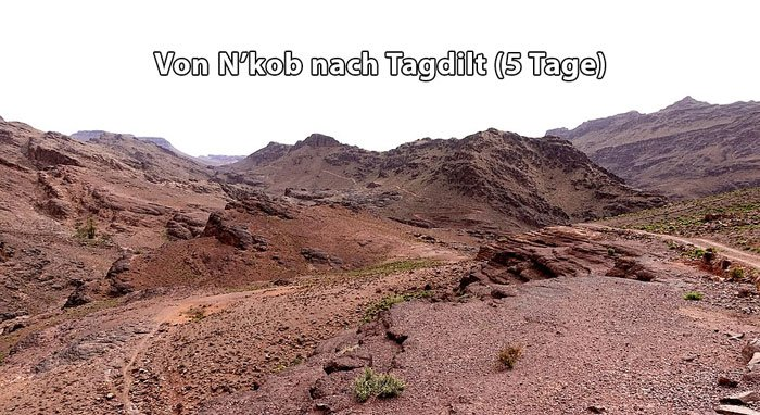 Trekking Djebel Saghro