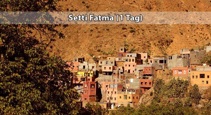 Tagestour Setti Fatma